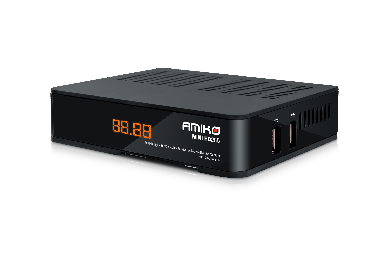 Amiko Set-Top Box